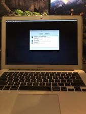 Apple macbook air 13 a1466 2012 laptop core i5 webcam 4gb