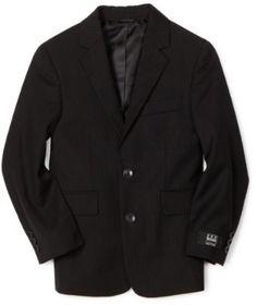 Ike Behar Boys 8-20 2 Button Jacket $35.14