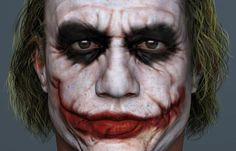 heath ledger as the joker - Google Search