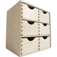 Bloc modulable 3 tiroirs en pin brut leroy merlin unit hauteur du - Bloc mousse leroy merlin ...