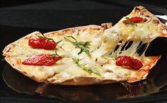Πίτσα με βάση από τορτίγια Quiche, Cauliflower, Vegetables, Breakfast, Food, Morning Coffee, Cauliflowers, Essen, Quiches