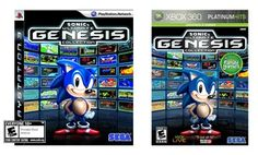 Sonic's Ultimate Genesis Collection for PlayStation 3 or Xbox 360@ Groupon $16