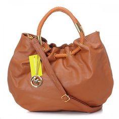 f652e0271e Michael Kors Quilted Flap Large Brown Drawstring Bags Cheap Michael Kors
