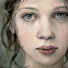 25+ best ideas about Oil portrait