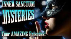 Inner Sanctum Mysteries! FOUR AMAZING EPISODES!