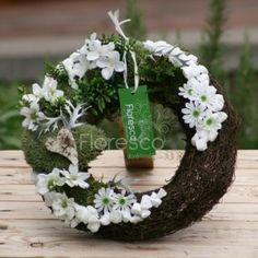 Dušičková aranžmá a celoroční dekorace na hrob | Květinářství Floresco