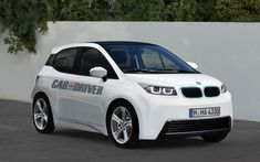 Electric BMW i3 to Start free hd wallpaper