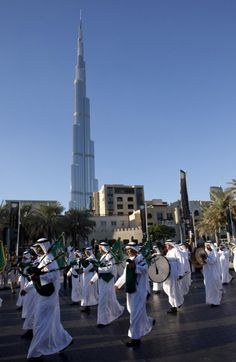 Emaar Properties to herald in UAE National Day celebrations with Downtown Dubai Parade | Gulf Newswire