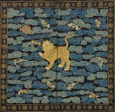Antique Chinese Kesi Textile - Google Search