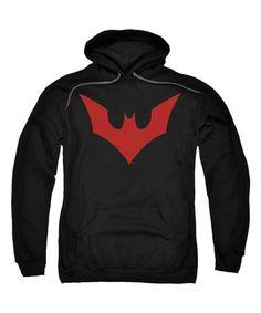 Love this Black & Red #BatmanBeyond Hoodie