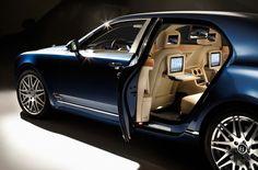2012 Bentley Mulsanne with Executive Interior