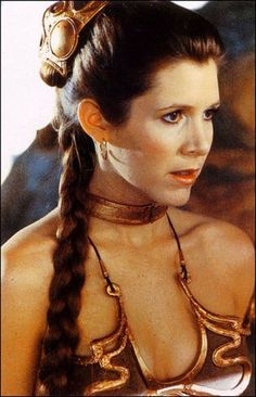Star Wars - Carrie Fisher (sorry this was mandatory to add to this folder)