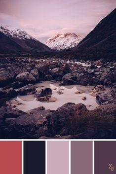 ZJ Colour Palette 338 #colourpalette #colourinspiration