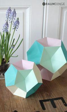 Mein pers nlicher knut weihnachtliches pinterest papier basteln und papierkugeln - Papierkugeln basteln ...