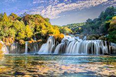 Krka National Park  Croatia [OC] [4009  2667] Instagram: @mikeschwarzthekid #reddit