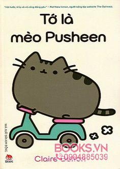 Cuốn sách truyện Tớ Là Mèo Pusheen là một trong những tác phẩm tiêu biểu của Claire Belton mà Books.vn muốn mang đến cho các bạn. Là cuốn truyện vô cùng hấp dẫn, bạn cũng có thể tìm đọc thêm nhiều sách cho bé trên http://books.vn/sach-cho-me-va-be.html nữa nhé. Kỹ năng cho bé là rất quan trọng và cần được rèn luyện từ nhỏ vì vậy bạn có thể tham khảo trên http://books.vn/sach-cho-me-va-be/sach-ky-nang-cho-be.html để giúp phát triển kỹ năng cho bé được tốt hơn.