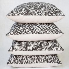"carley kahn Checker Pillow (20x20"")"