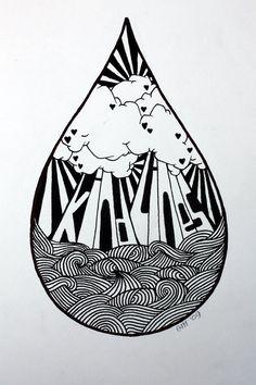 KIND LINES poster  http://www.facebook.com/droog.seventynine