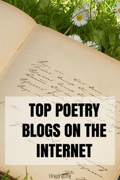 TOP POETRY BLOGS ON THE INTERNET Poetry Websites, Poetry Blogs, Poetry Lessons, Teaching Poetry, Writing Poetry, Writing Prompts, Forms Of Poetry, Social Media Marketing Business, Poems Beautiful