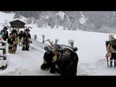 Krampus Parade, Graz , Austria December 2013 - YouTube