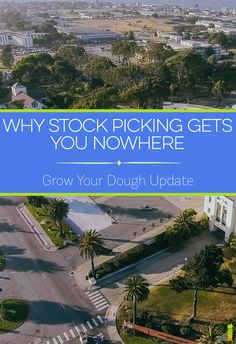 Stock picking is something many like to do, but it usually doesn't get you anywhere. If you're frustrated with your stock picking results, consider this investing approach instead!