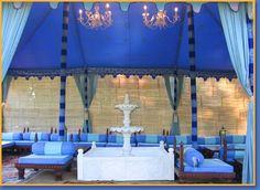 Destination Weddings - Step-up Your Destination Wedding Decor with Raj Tents