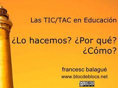 Tic-Tac en Educación