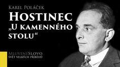 """MLUVENÉ SLOVO - Poláček, Karel: Hostinec """"U kamenného stolu"""" (KOMEDIE)"""