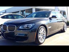 2015 BMW 750Li M Sport Sedan Full Review, Start Up, Exhaust