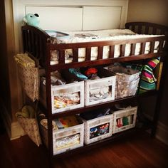 Your Way Rectangles, Oh-Snap Pockets and more to keep your baby's changing station organized and clean. Thirty One Baby, Thirty One Uses, Thirty One Gifts, 31 Gifts, Thirty One Organization, Room Organization, Baby Changing Station, Thirty One Business, Thirty One Consultant