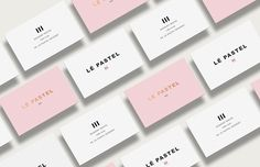 Lé café is a high-end pastry shop with a variety of delicious desserts. The shops new identity was designed with the mission to communicate quality within the whole brand and each of its touchpoints. The idea was to take disparate elements and unify them …