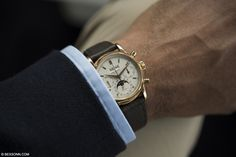 bexsonn:  4th generations PatekPhilippe #2499 from the upcoming phillipswatches May 10th auction