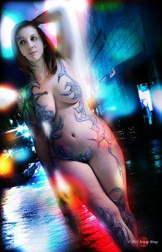 Witchblade Sara Pezzini by ~HoiHoiSan