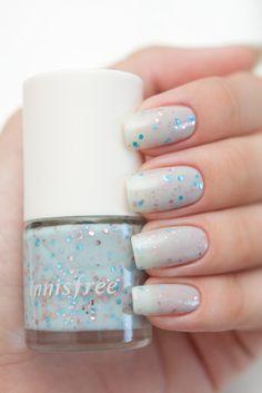 Innisfree Yogurt nails