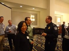 Talking with the top operation officer of US Customs and Border Protection Philadelphia