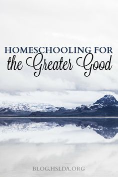 """Homeschoolers unite. Stand your ground for your freedoms and show others why we do what we do!"" >> Homeschooling for the Greater Good 