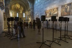 Janet Cardiff: The Forty Part Motet | The Cloisters | Exhibitions | Time Out New York Kids
