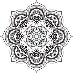 Pin By Art Ciau On Mandalas
