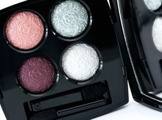 Chanel Délicatesse Ombres Fleuries Quadra Eye Shadow Palette