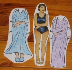 Apu magazine paper dolls - PaperiCecilia - Picasa Webalbum