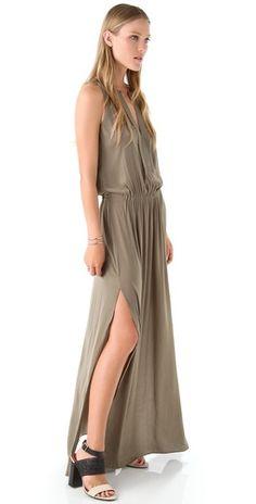 A.L.C. Annaleigh Maxi Dress