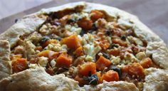 butternut squash and caramelized onion galette more butternut squash ...