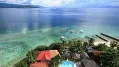 #Visayas, PLongez dans une myriade de palette de couleur de bleu entre le turquoise, le bleu ciel, et le bleu profond. un endroit fabuleux au bout du monde