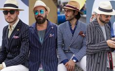 We break down the top 10 Street Style Trends From Pitti Uomo 90 Spring/Summer 2017, featuring everything from badass bandanas to fluorescent neons.