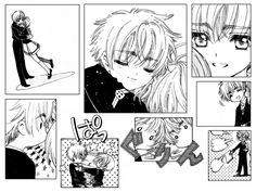 I'm fun-sized! Manga Anime, Anime Art, Kawaii Art, Kawaii Anime, Sakura Kinomoto, Xxxholic, Clear Card, Manga Pages, Cosplay