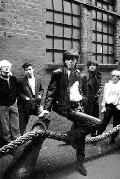 Duran Duran. Lord Leather Long Legs Taylor strikes again!