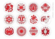Hungarian Embroidery, Folk Embroidery, Embroidery Stitches, Embroidery Patterns, Scandinavian Folk Art, Ethnic Patterns, Christmas Crafts For Kids, Beads And Wire, Chain Stitch