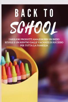 Back to school: da Amazon tutto quello che vi serve per un inizio scuole di successo #backtoschool #rientro #inizioscuola #scuola #scuolaprimaria #liceoclassico #zaino #libridaleggere #prodotti #capelli #casa #elettronica
