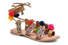 Gioseppo Omahas (Multicolore) - Sandales et nu-pieds chez Sarenza (260694)
