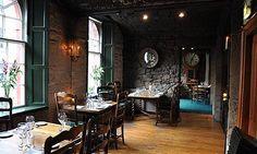 Grainstore restaurant Edinburgh - fantastic restaurant. Wonderful, wonderful food, utterly lacking in pretention. See my review on Tripadvisor.